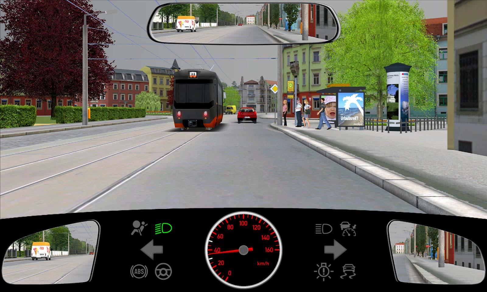 Wie Verhalten Sie Sich In Dieser Situation Straßenbahn