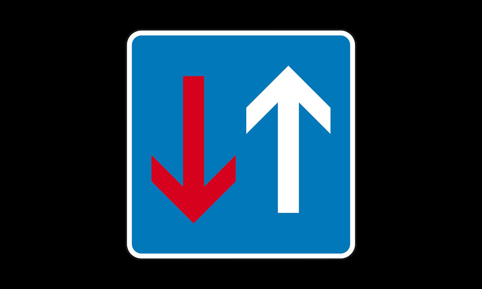 Verkehrszeichen bei einstellen müssen sich wind sie diesen Worauf müssen